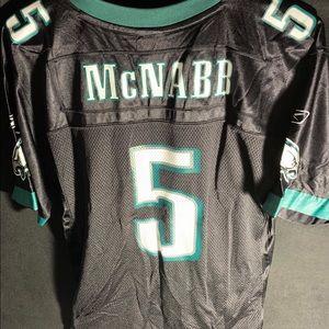 c3b528534 Reebok. Philadelphia Eagles #5 Donovan Mcnabb Jersey